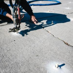 Concrete Leveling Foam